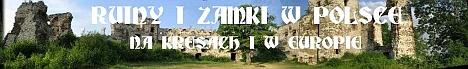 Ruiny i zamki w Polsce